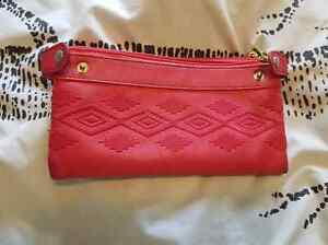 Pink Roots wallet