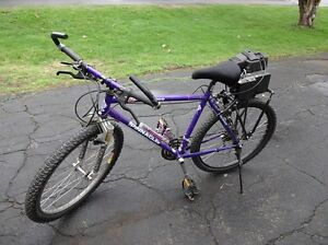 Norco Pinnacle mtb with 50cc Gas Motor , ready to ride