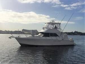 CARIBBEAN 40 FLYBRIDGE CRUISER ** NEW BOAT HAS ARRIVED **