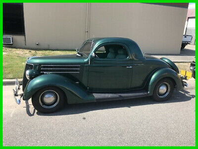 1936 Ford Deluxe  1936 Ford Deluxe Powered by Chevrolet 327ci V8 350 4-Speed Auto Transmission RWD