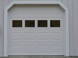 10x7 garage door