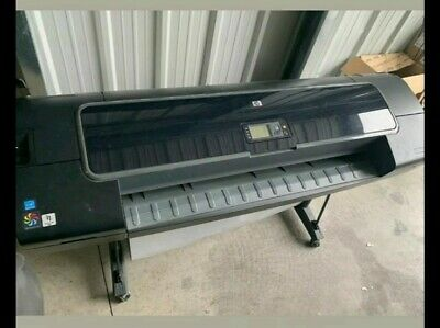 Hp Designjet Z2100 44-in Large Format Graphics Photo Printer Used