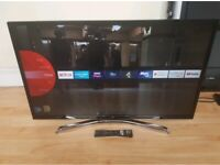 """JVC 40"""" 4K ultra HD HDR smart tv spares and repairs"""