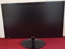 "Used Samsung Monitor 24"" S24B150BL £45"