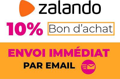 Zalando 10% Code Bon dachat Coupon Voucher Réduction Remise Promotion zalando.fr (Promotion Codes)