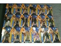 WWE Mattel Wrestling Figures