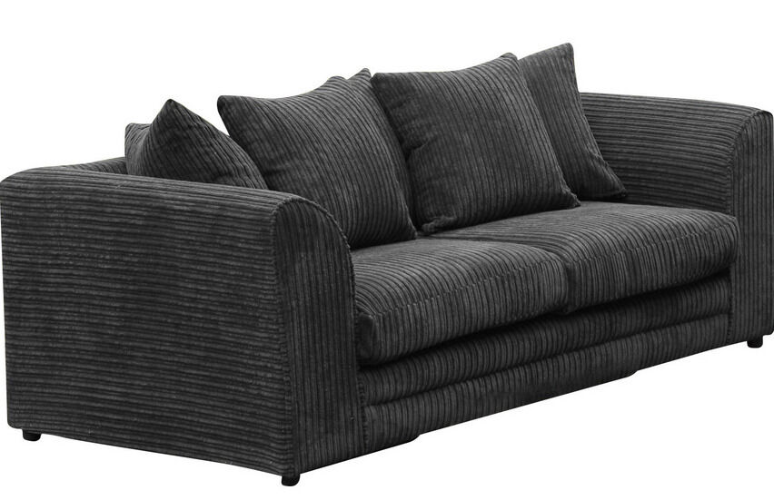 3 Seater Sofa Grey (brand new)