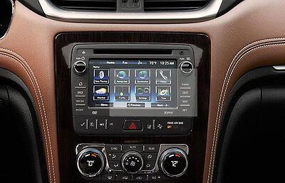 "Anti Glare Screen Protector (2x)2014 2015 2016 for Chevrolet Colorado 8"" Display"