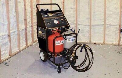 Cpds Series 2 Constant Pressure Spray Foam Dispense Unit Wfree 750 Foam Kit