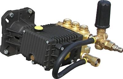 Pressure Washer Pump - Plumbed - Gp Ez4040g - 4 Gpm - 4000 Psi - Yvb75kdm-n