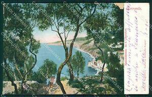 Napoli Sorrento cartolina XB2298 - Italia - L'oggetto può essere restituito. - Italia