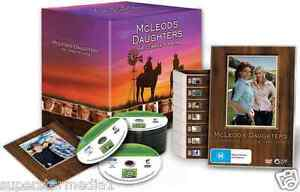 Mcleod's Daughters Series : Complete Collection Season 1-8 : NEW DVD Box-Set