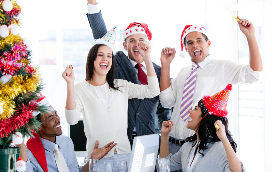 How to Host a Christmas Party for a Small Company | eBay