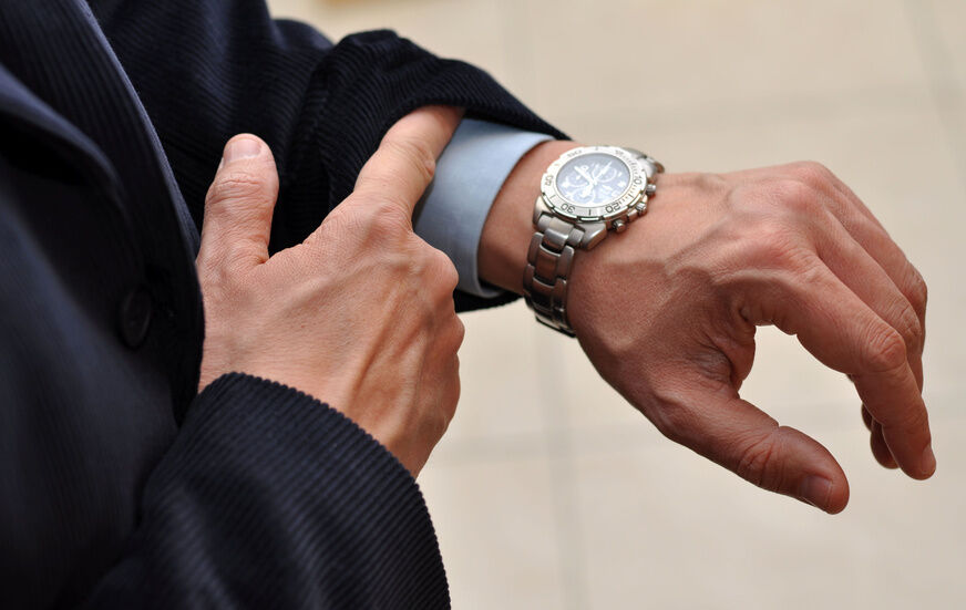 How to Choose a Man's Watch