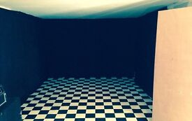 Soundproof Creative Live/ Work Space 180 sq ft Bethnal Green £750 PM Inc Bills