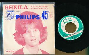 Sheila - Le Sifflet Des Copains / Cette Année-Là