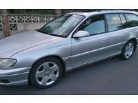 Vauxhall omega 2.5 petrol estate