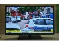 "Virtualy news 32"" lcd television"