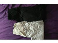 Maternity clothes size 6