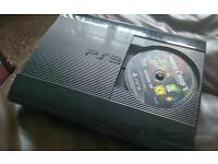 Ps3 super slim - 500gb