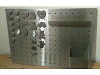 Kitchen Magnetic memo board