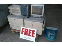 Old printers and computers free Free free
