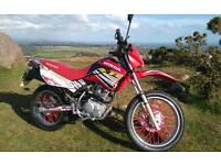 Honda xr 125 2005 for sale or swap
