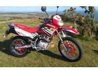 Honda xr 125 swap for bigger bike or sell