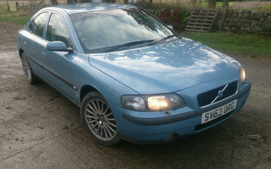 volvo s60 d5 se in forres moray gumtree. Black Bedroom Furniture Sets. Home Design Ideas