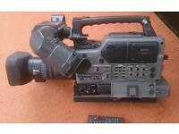 Professional camcorder Sony DSR-250p