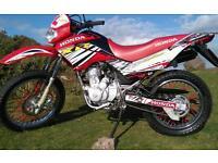 Honda xr 125 2005 for swap
