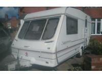 swift sandmere special edition 2 berth touring caravan