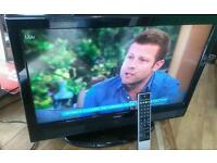 "26"" lcd Technika television freeview, hd ready"