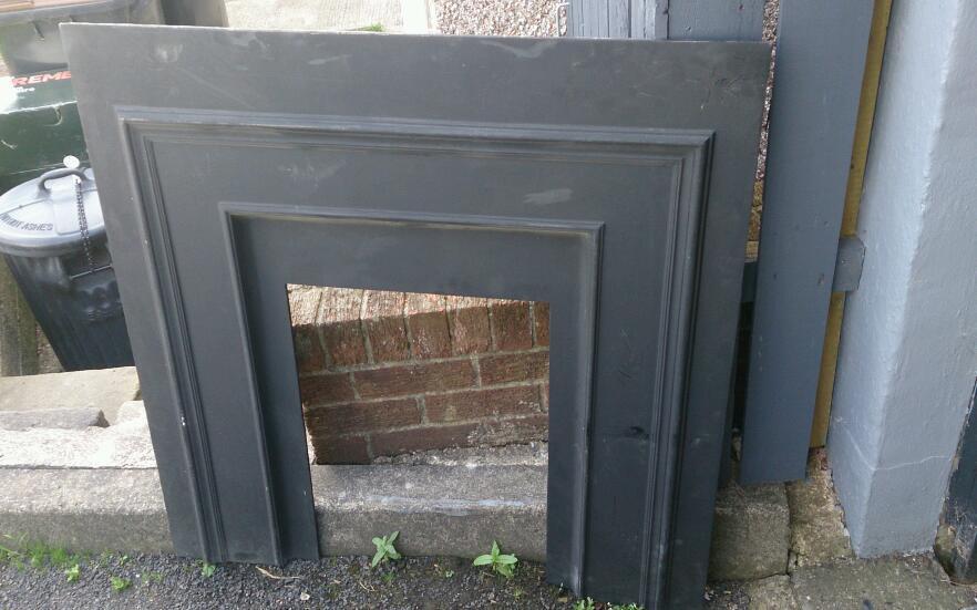 Cast Iron Fireplace In Durham County Durham Gumtree