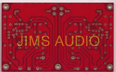 Discrete class A opamp stereo PCB ! | Wundr-Shop