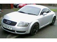 Audi tt 2003 (225 bhp)