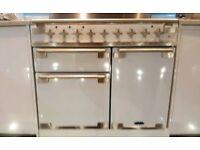 Range master induction cooker