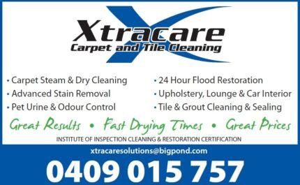 Xtracare Carpet  Tile Cleaning Bendigo Bendigo 3550 Bendigo City Preview