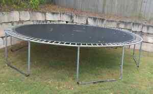 Trampoline 16 foot Thornlands Redland Area Preview