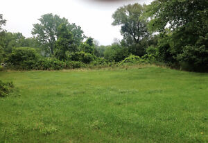 Kettle Creek Front Lot Priced To Sell London Ontario image 1