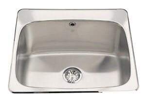 Kindred Single Bowl laundry/utility Sink