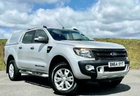 2014 Ford Ranger 3.2 TDCi Wildtrak Double Cab Pickup 4x4 4dr (EU5) Pickup Diesel
