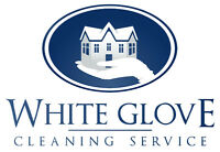 WHITE GLOVE CLEANING SERVICE - 25% OFF LIMITED TIME ONLY