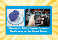 Bluetooth Android OBD2 Code Reader $35