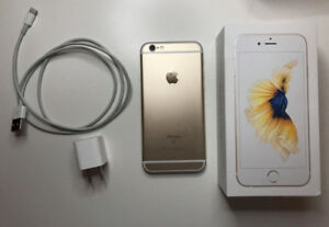 iPhone 6S GOLD 128GB UNLOCKED *GREAT CONDITION*