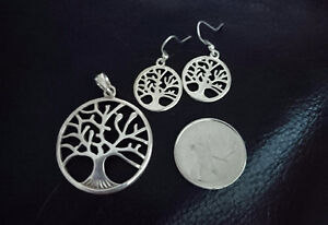 Celtic Tree of Life 925 silver