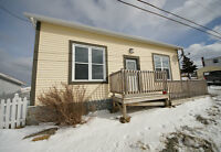 Immaculate Open Concept Bungalow located in Pouch Cove.