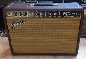 Fender Deluxe Reverb for Orange Head