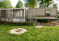 Travel Trailer  with Sun Room For Sale by Owner  Grand Bend Area