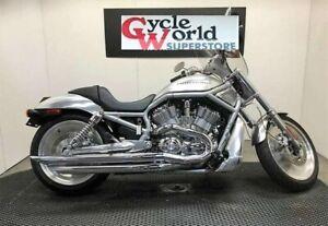 2002 Harley-Davidson VRSCA - V-Rod
